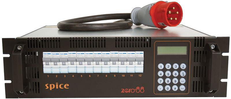 Zero 88 Spice 1210 DMX Harting