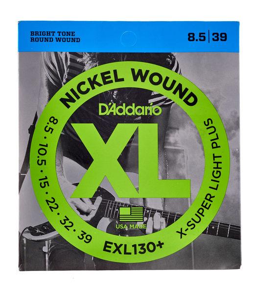 Daddario EXL130+