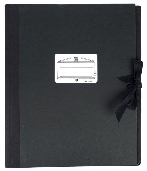 Star Music Folder 110b/5 Black