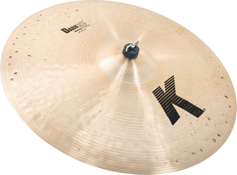 "Zildjian 22"" K-Series Dark Medium Ride"