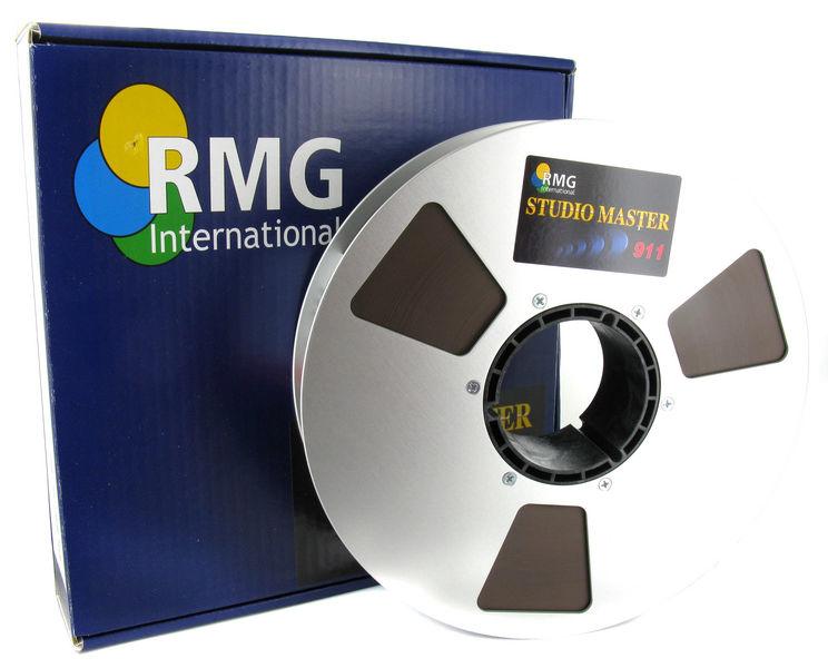 "RMG SM911 2"" Tape 762m NAB"