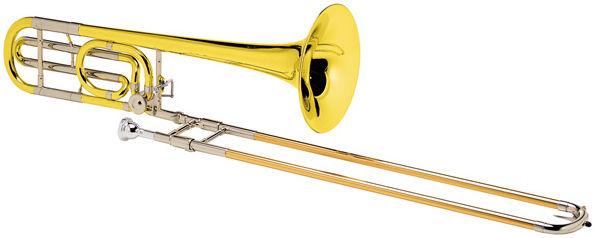 C.G.Conn 88 HY Bb/F-Tenor Trombone