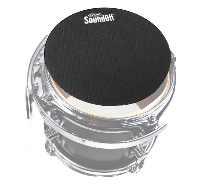 Evans SO-6 Tom Sound Off Damper
