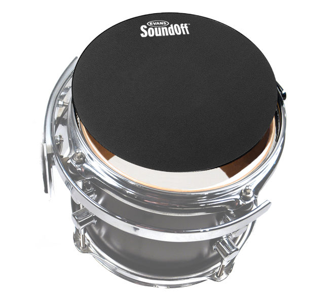 Evans SO-12 Tom Sound Off Damper
