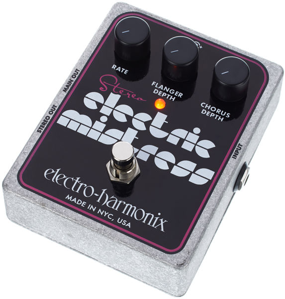 electro harmonix stereo electric mistress thomann united states. Black Bedroom Furniture Sets. Home Design Ideas