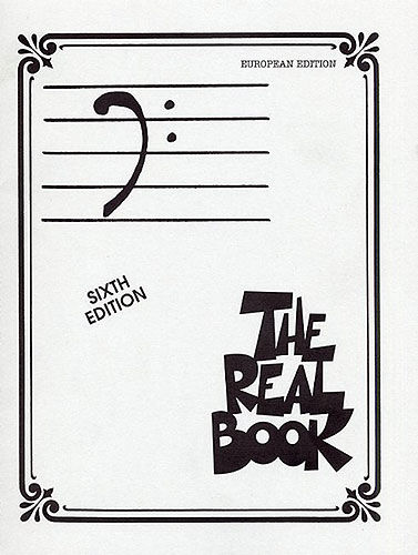 Hal Leonard Real Book Vol.1 Bass European