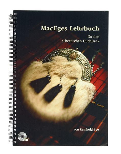 Verlag der Spielleute MacEges Lehrbuch (Dudelsack)