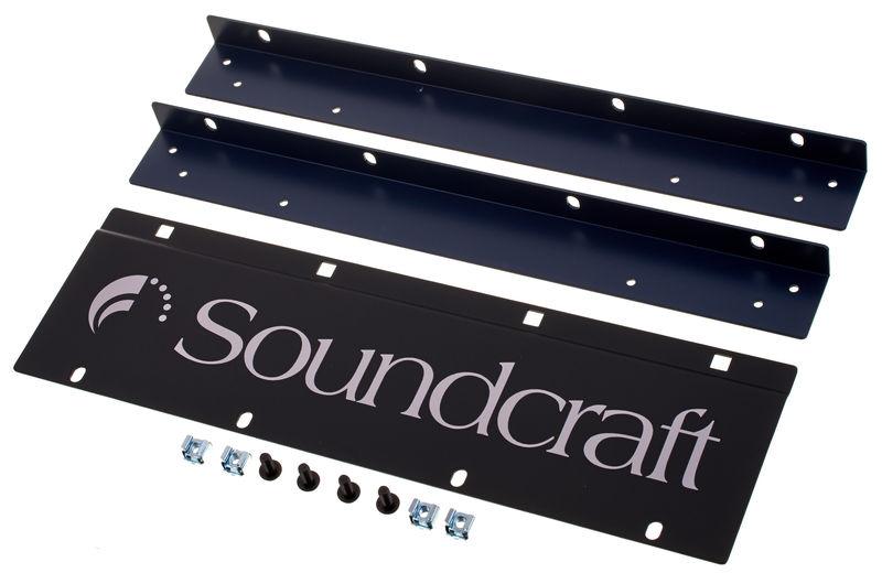 Soundcraft MFX 8 Rackmount RW5765