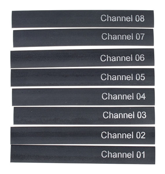 Sommer Cable Shrinktube Set 1-8