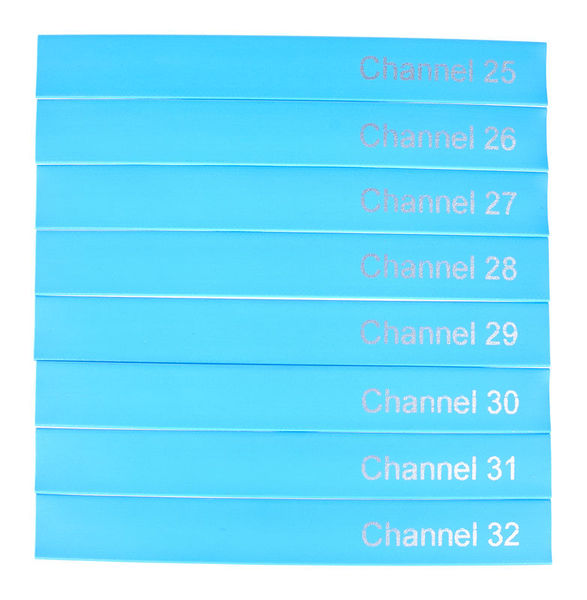 Sommer Cable Shrinktube Set 25-32