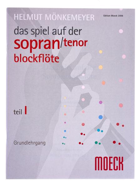 Edition Moeck Das Spiel auf der Sopranblock1