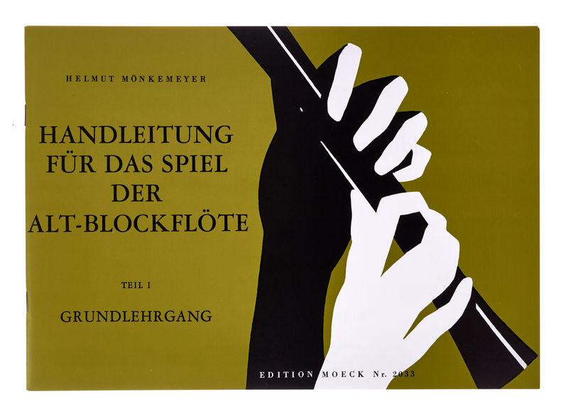 Edition Moeck Handleitung für Das Spiel Alt1