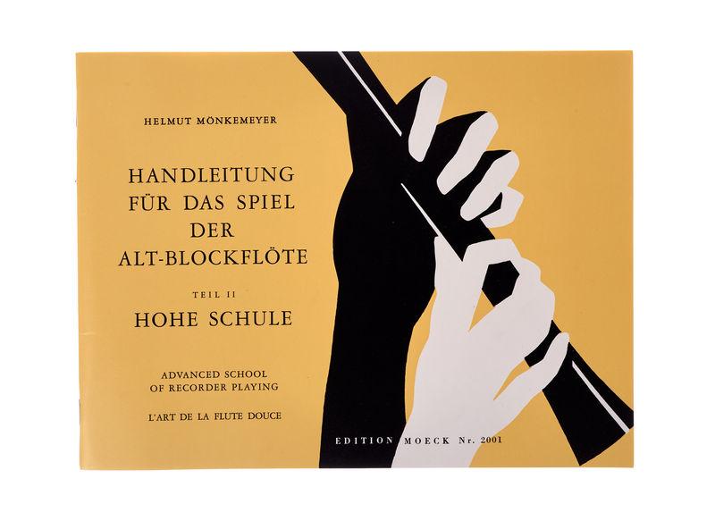 Edition Moeck Handleitung für Das Spiel Alt2