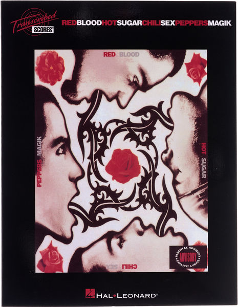 Red Hot Chili Peppers Band Hal Leonard