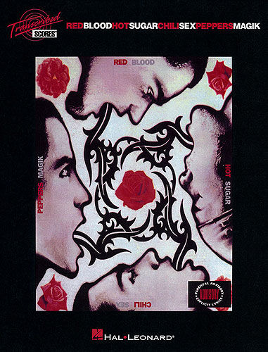 Music Sales Red Hot Chili Peppers Band