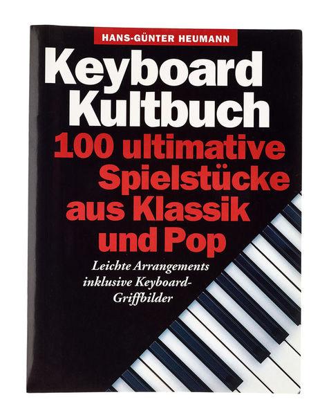 Keyboard Kultbuch Bosworth