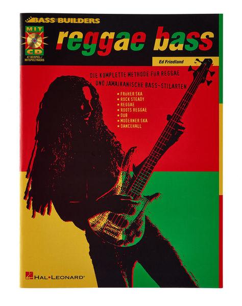 reggae bass ed friedland