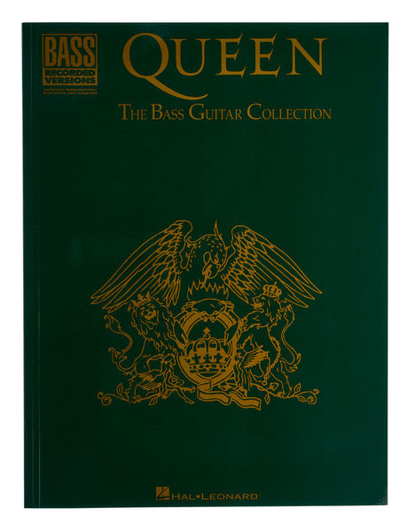 Hal Leonard Queen The Bass Guitar Collect