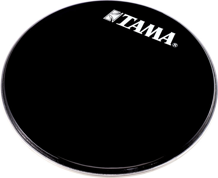 "Tama 24"" Resonant Bass Drum Black"