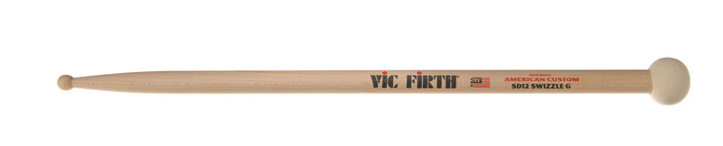 Vic Firth SD12 Swizzle G Maple -Wood-
