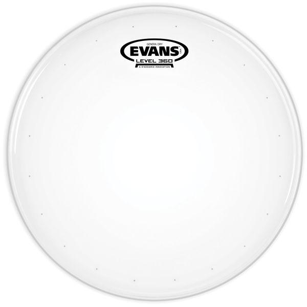 "14"" Genera Dry Coated Snare Evans"