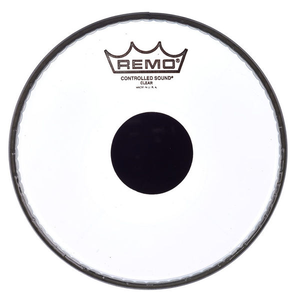 "Remo 08"" CS Clear"