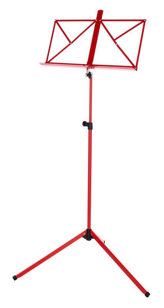 Millenium Music Stand Red