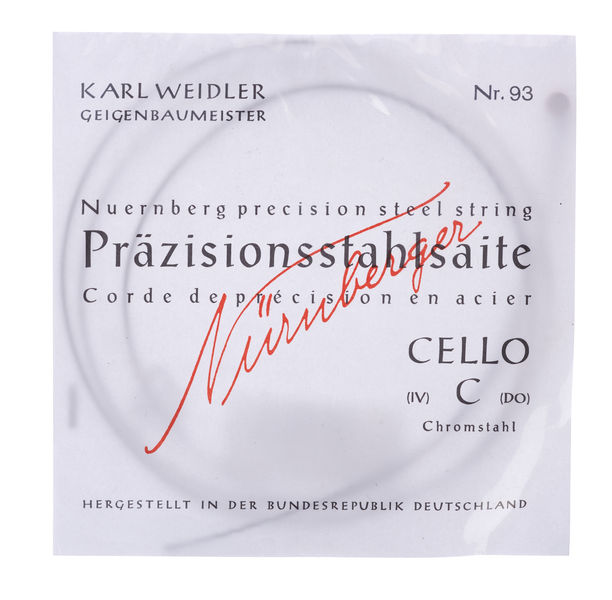 Weidler Cello String C 639730