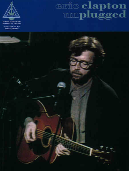Eric Clapton Unplugged Wise Publications