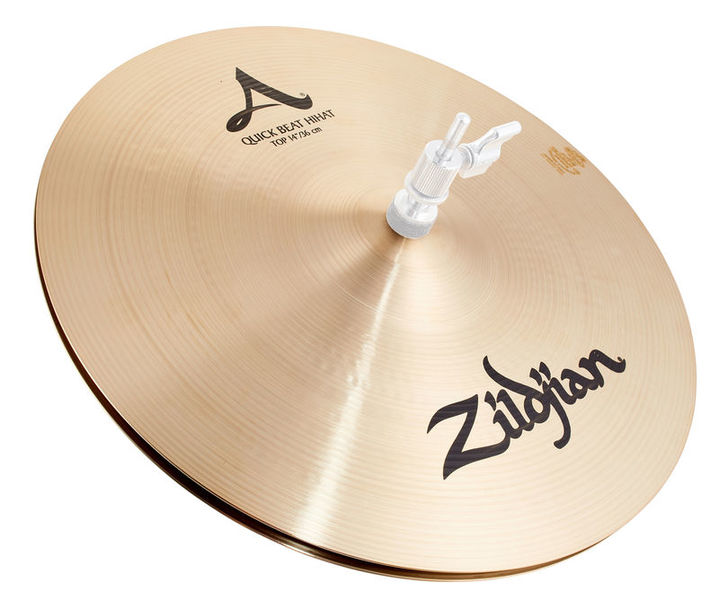 "Zildjian 14"" A-Series Quick Beat Hi-Hat"