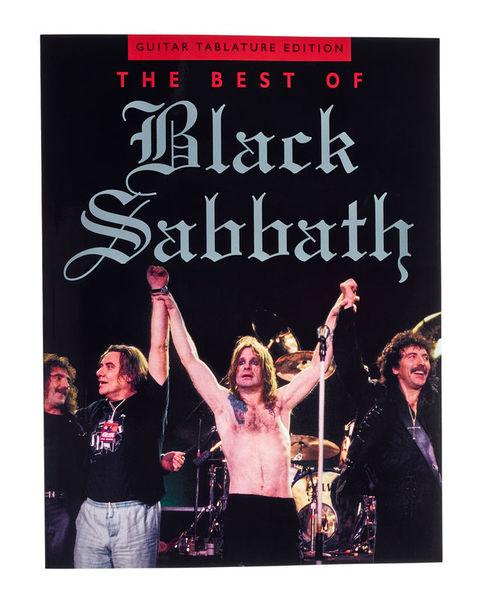 Black Sabbath Best Of Music Sales