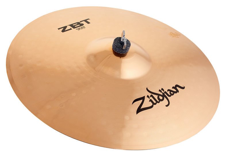 "Zildjian 18"" ZBT Crash/Ride Brilliant"