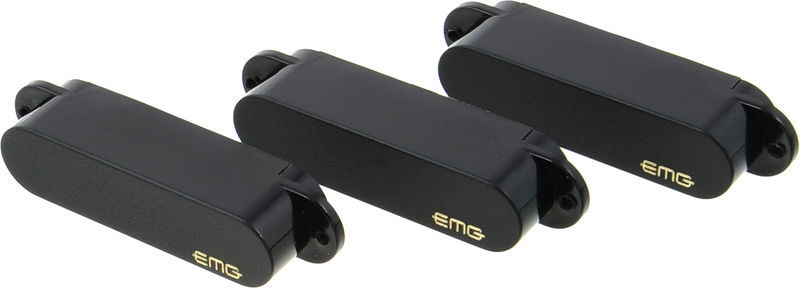 EMG SA Set Black