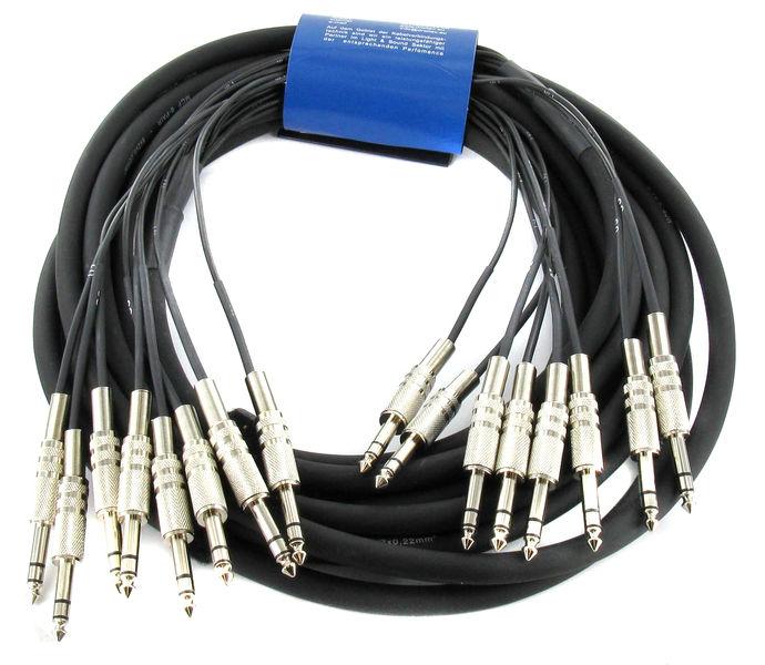 pro snake Multicore Jack Stereo 7,5m