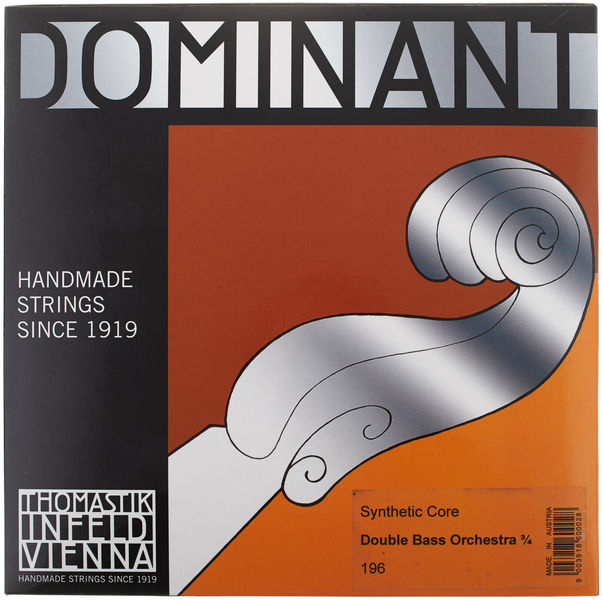Thomastik Dominant Double Bass 3/4