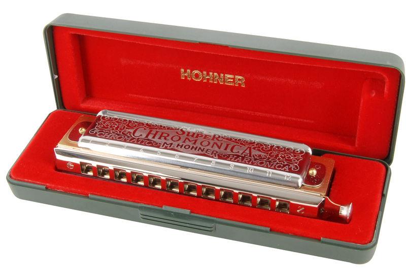 Hohner Chromonica II M270 G