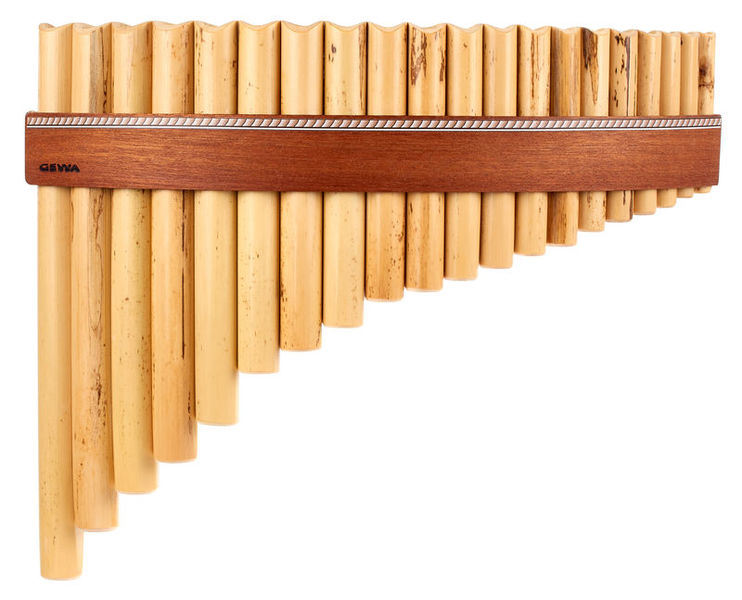 Gewa Panpipes C- Major 20 Pipes