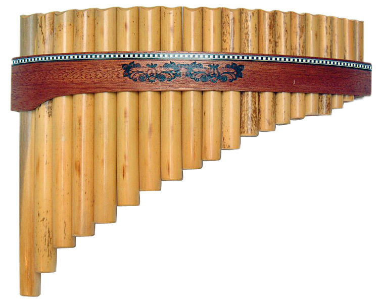 Gewa 700300 Panpipes C- Major