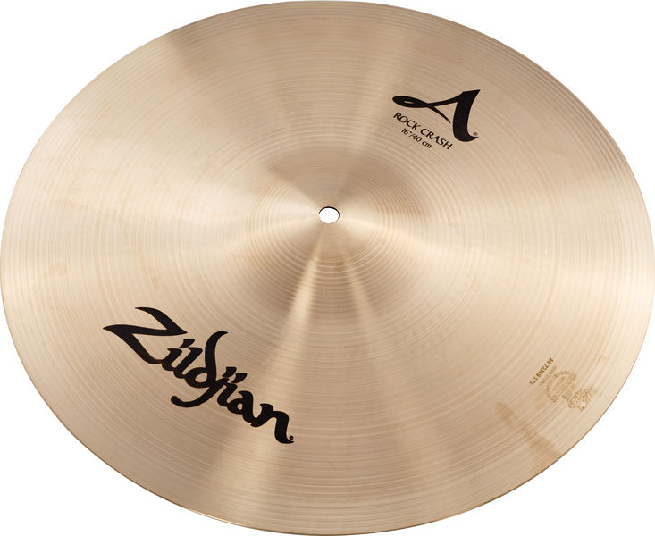 "Zildjian 16"" A-Series Rock Crash"