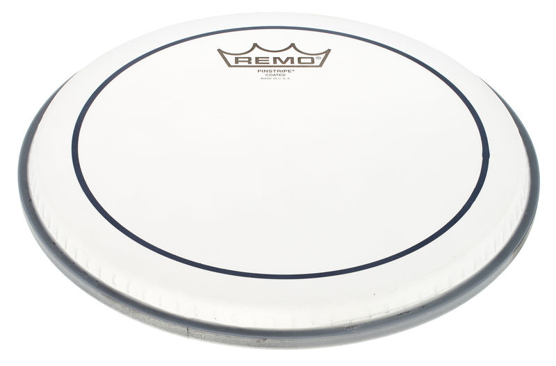 "Remo 10"" Pinstripe Coated"