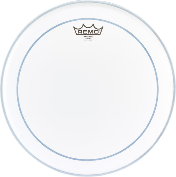 "Remo 14"" Pinstripe Coated"