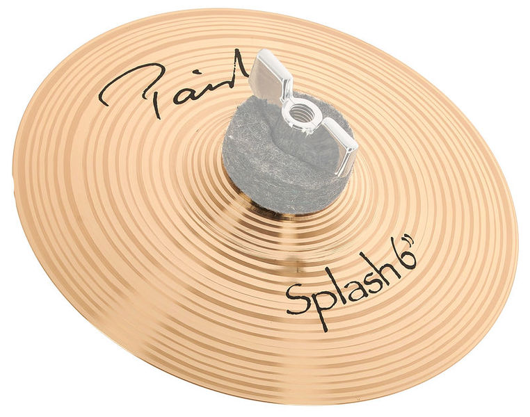 paiste 06 signature splash thomann united states. Black Bedroom Furniture Sets. Home Design Ideas