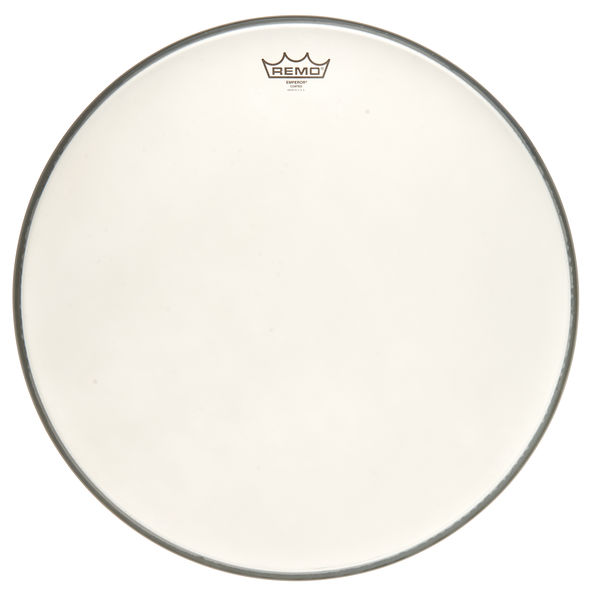"Remo 20"" Emperor Coated WH"