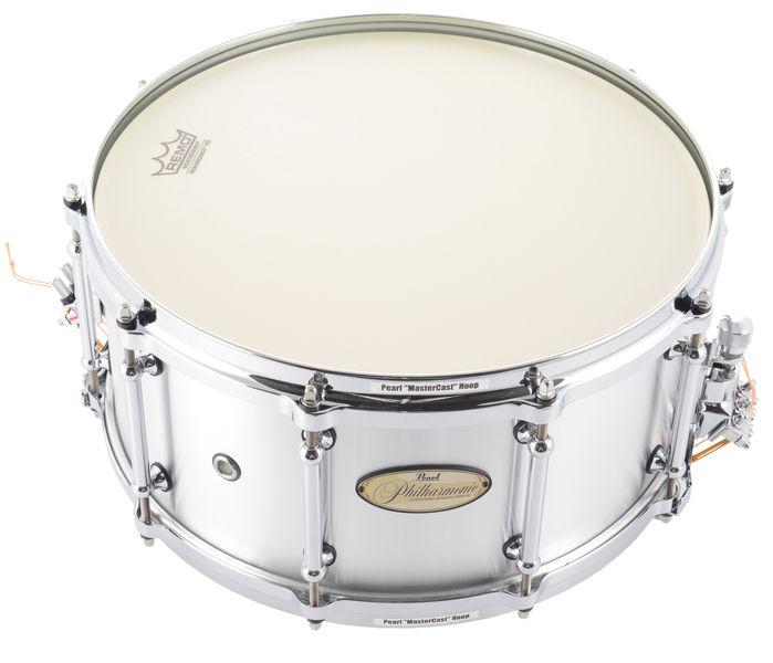 """Pearl 14""""x6,5"""" Philharmonic Snare Al"""