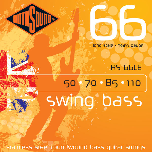 Rotosound RS66LE Swing Bass