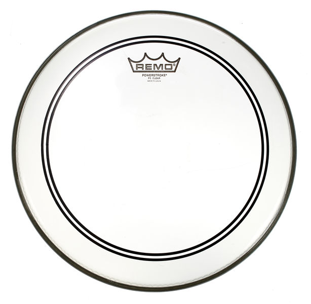 "Remo 13"" Powerstroke 3 Clear"