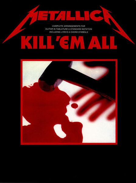 Metallica Kill 'Em All Music Sales