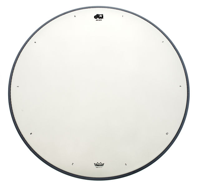 "DW 14"" Coated Snare Drum Head"