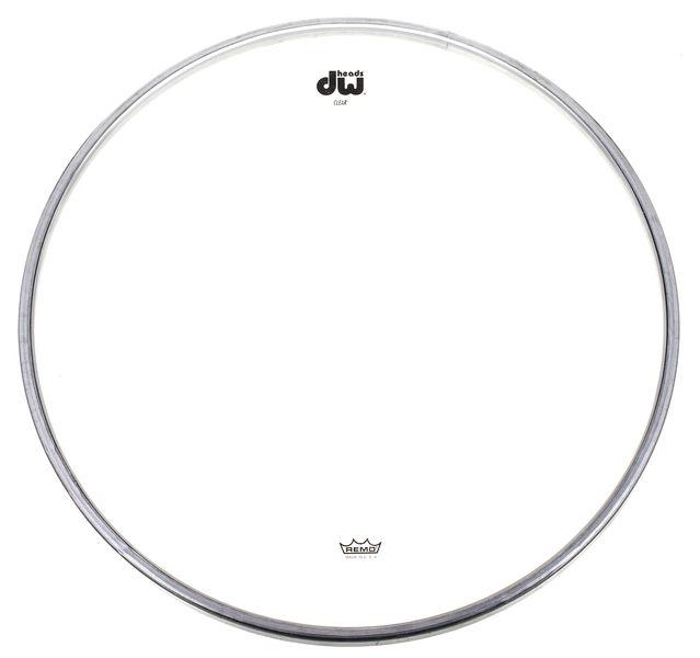 "DW 10"" Transparent Drumhead"