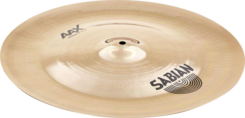 "Sabian 18"" AAX China"